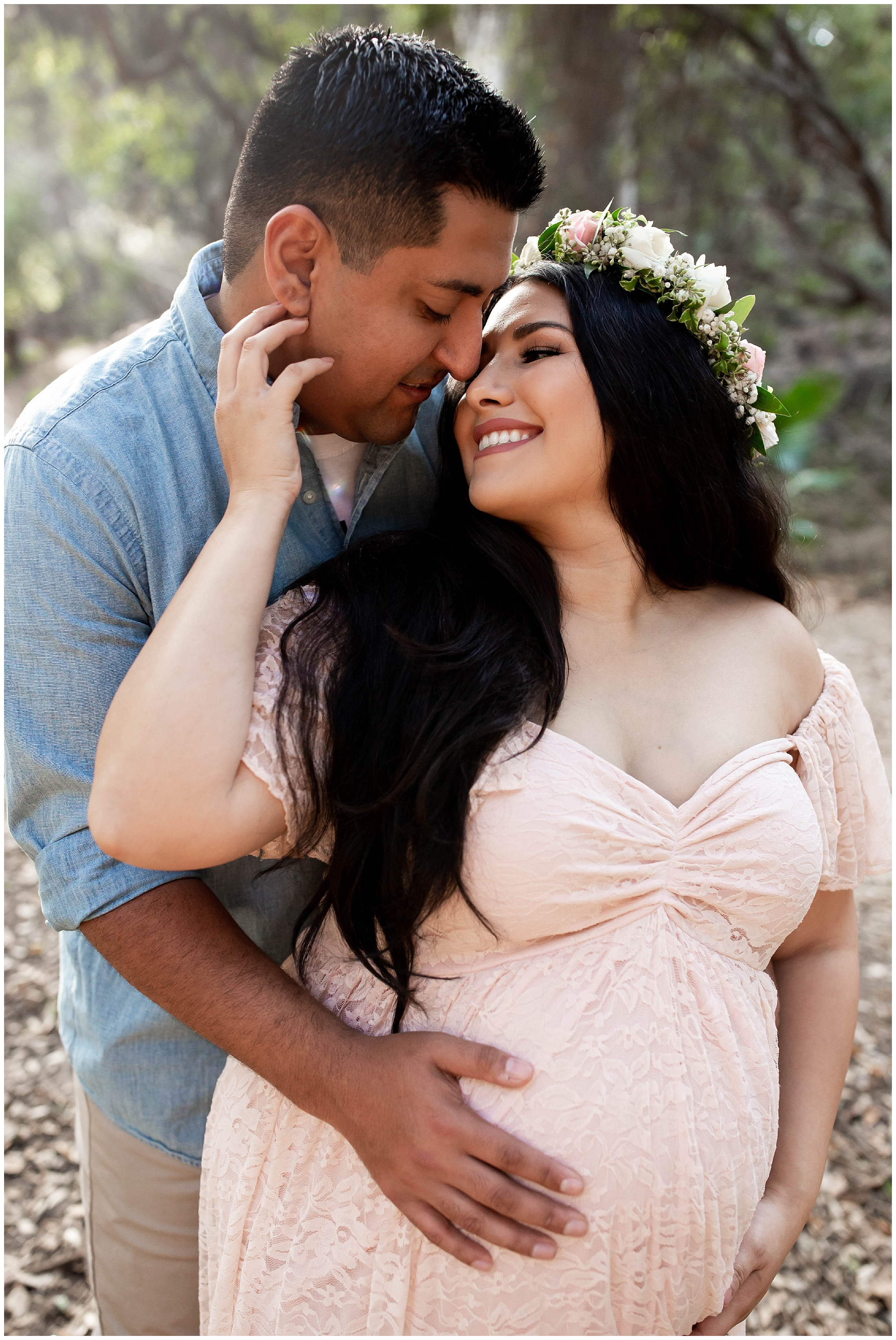 Fairytale Maternity by Lomonico Photography