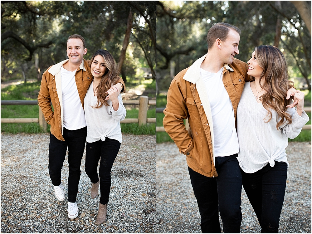San Dimas Engagement Session by Lomonico Photography
